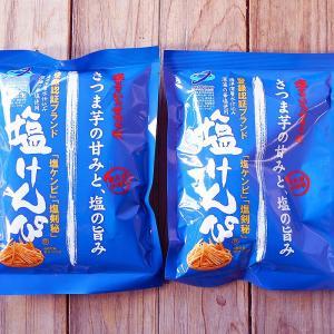★土佐の「塩けんぴ」 165g×2袋セット 南国製菓 土佐の新名物★四万十郷のしおケンピ