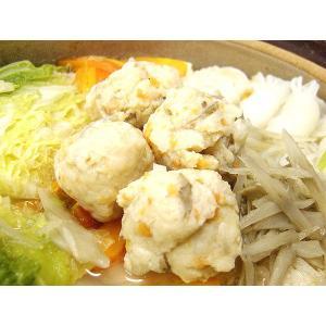 くえ鍋と特製つみれのセット 約3〜4人前 クエと特製つみれの絶妙ハーモニー|chokuhan