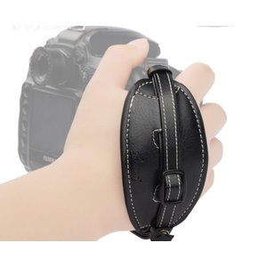 一眼レフカメラ用上質PUレザーグリップベルト/一眼レフカメラ...