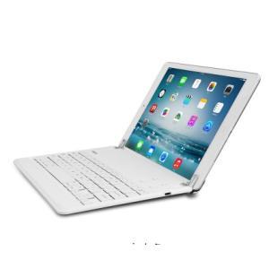 iPad mini retina (1/2/3/4世代)iPad mini 4薄型軽量BluetoothキーボードiPad mini 1/2/3/4兼用ノートパソコン感覚で使える一体型キーボード【メール便不可】