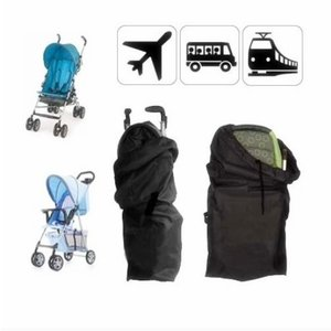 ベビーカーカバー/トラベルカバー(バギー用) ベビーカー保護 キズ、汚れ防止 旅行や収納とても便利 飛行機 バス 電車の中でも使用可能 コンパクト袋付き