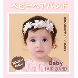 新生児で使用可能な、柔らかなヘアバンドに ヘアアクセサリー ...