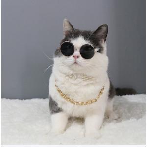 猫用サングラス/犬用サングラス/ワンちゃん/猫ちゃん/猫用メガネ犬用眼鏡/カワイイカコイイペット用サングラス 猫 犬 チワワ 小型犬 ペット 犬用