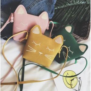 42b3dde2826ff キッズショルダーバッグ 女の子 ガールズ 動物風 子供用ミニバック ポシェット フォーマル ベビー用鞄 撮影小物