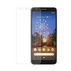 Google Pixel 3a 5.6型/Google Pixel 3a XL 6.0型用保護ガラスフィルム強化保護ガラスフィルム/シート/シール/飛散防止9H貼りやすい衝撃吸収傷汚れる防止|chokuten-shop