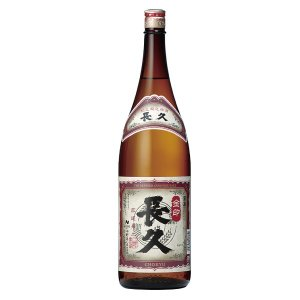 日本酒 長久 金印 和歌山 一升瓶|chokyuan