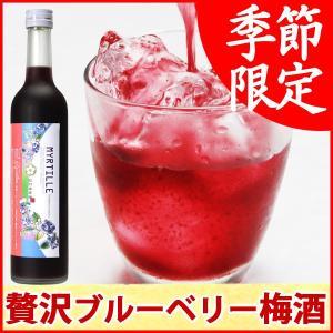 梅酒 ブルーベリー おしゃれ 限定|chokyuan
