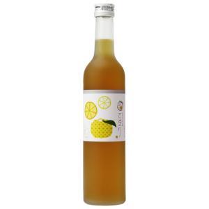 ゆず梅酒 なでしこのお酒てまり|chokyuan