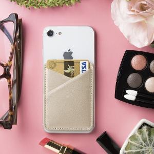 商品名称  スマートフォンカードポケット     適応機種  背面の幅が63mm以上のスマートフォン...