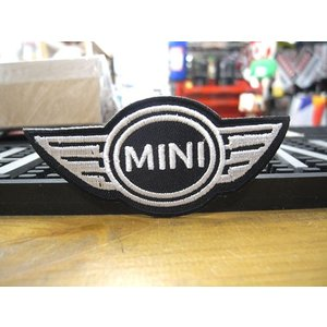 ワッペン MINI ミニ ワッペン BMW 世田谷ベース アメリカ雑貨 アメリカン雑貨