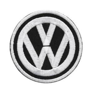 ワッペン VW  フォルクスワーゲン サークル レーシングワッペン ビートル アメリカ雑貨 アメリカ...