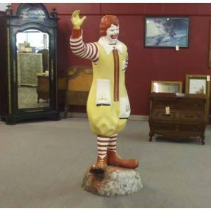 Vintage MacDonalds 等身大フィギュア ドナルド人形|choppers