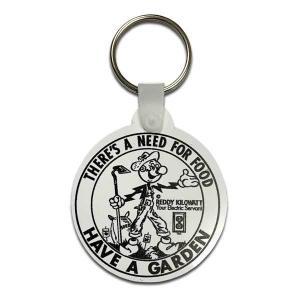 レディキロワット Reddy Kilowatt キーホルダー ラバーキーホルダー アメリカ雑貨 アメリカン雑貨|choppers