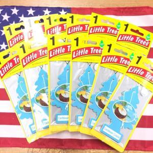 リトルツリー カリビアン コラーダ エアフレッシュナー 12枚セット Caribbean Colada Little Trees 芳香剤 フレグランス choppers