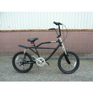 フリーキーバイク ブラック NEW FREAKY BIKE BLACK 70's 自転車 モトバイク choppers