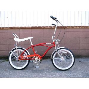 ローライダー レッド LOWRIDER RED 自転車 choppers