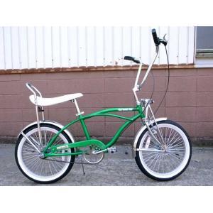 ローライダー グリーン LOWRIDER GREEN 自転車 choppers