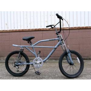 フリーキーバイク マット グレー NEW FREAKY BIKE MAT GRAY 70's 自転車 モトバイク choppers