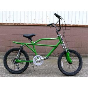 フリーキーバイク グリーン NEW FREAKY BIKE GREEN 70's 自転車 モトバイク choppers