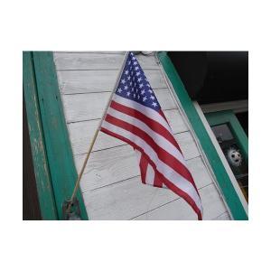 星条旗 フラッグ 木製ポール付き アメリカ国旗 USA アメリカ雑貨 アメリカン雑貨 choppers