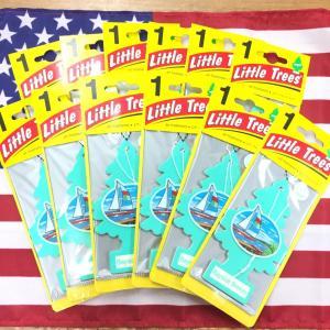 リトルツリー ベイサイドブリーズ 12枚セット Little Trees Bayside Breeze エアフレッシュナー choppers