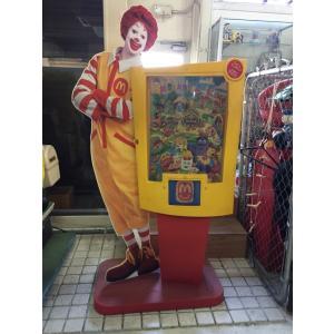 マクドナルド 店舗用 ディスプレイケース McDonald アメリカン雑貨 別途送料アイテム