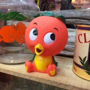Orange Bird オレンジバード フロリダ ソフビ コインバンク 貯金箱 ディズニー スタチュー アメリカン雑貨 choppers