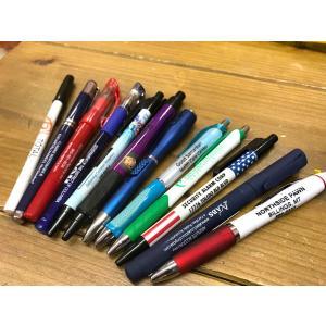 アメリカ 企業 ボールペン 12本 セット アドバタイジング アメ雑 アメリカン雑貨 世田谷ベース|choppers