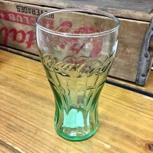 コカコーラ グラス 16オンス cocacola genuine glass 16oz アメリカン雑貨|choppers