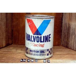 VALVOLINE ヴィンテージオイル缶[lc1223] アメリカ雑貨 アメリカン雑貨 世田谷ベース|choppers