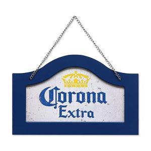 コロナ エクストラ ウッド アーチ サイン CORONA EXTRA 木製 看板 アメリカン雑貨 アメ雑 choppers