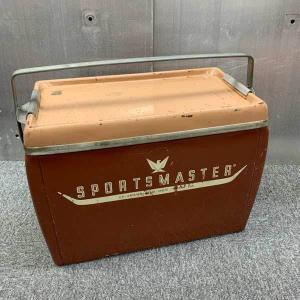 スポーツマスター クーラーボックス 1950s ヴィンテージ SPORTS MASTER YR1-5 アメリカン雑貨 アメ雑|choppers