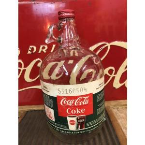コカコーラ 1ガロン 瓶 ボトル ビン ヴィンテージ CocaCola アメリカン雑貨 アメ雑|choppers