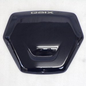 YAMAHA 純正 QBIX用メーターバイザー【スモーク】 #BM9-F74A8-M2-SM【タイYAMAHA製】|chops-webshop