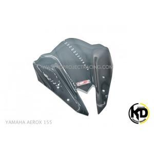 KD PROJECT RACING ヤマハ AEROX155 ウインドスクリーン【エアロックス155】|chops-webshop