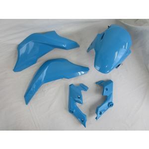 HONDA GROM/MSX125SF【'16/06以降のモデルに適合】 ブルー カウルセット GROM/MSX125SF【'16/06以降のモデル適合】【タイHONDA製 グロム】|chops-webshop