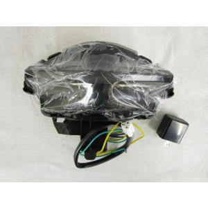 KD PROJECT RACING LEDスモークテール・ウィンカーユニット AEROX155 NVX125  #TLLRPW10Y04NA 【エアロックス155 NVX125】|chops-webshop
