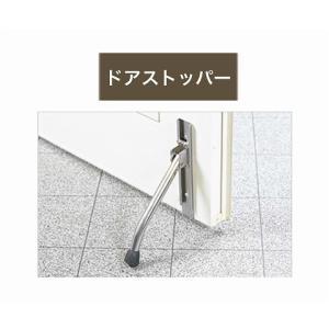 ドアストッパー エコ 玄関網戸 節電 省エネ DIY|choro-aki