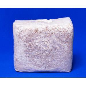 CS菌糸ブロック(菌糸ビン作成用ブナ中粗粒子)3.5L