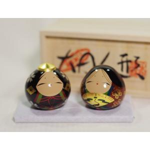 大内人形 A-2 大内塗工房ふるや 山口市 伝統工芸品|choshuen-y