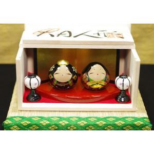 大内人形 箱人形 大内塗工房ふるや|choshuen-y
