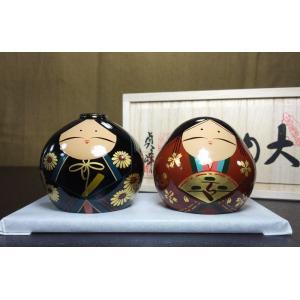 大内人形 21号 桑原大内塗|choshuen-y