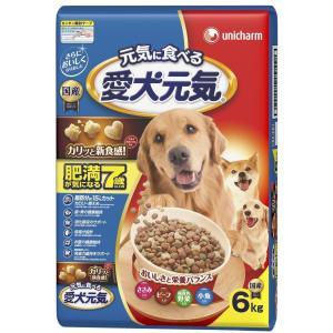 愛犬元気 肥満が気になる7歳以上用6.0kg|chouchou-place