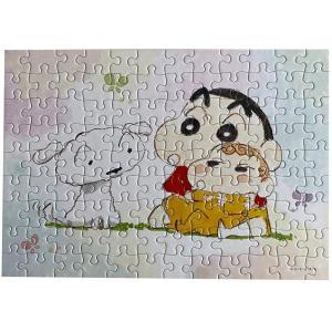 【新品】シグソーパズル クレヨンしんちゃん しんのすけとひまわりとシロ 108ピース KYST2890EM chouchou-place