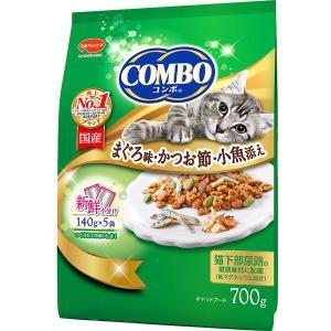 ミオコンボ まぐろ味かつおぶし小魚添700gの商品画像
