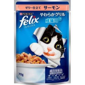 フィリックスやわらかG成猫用サーモン70gの関連商品6