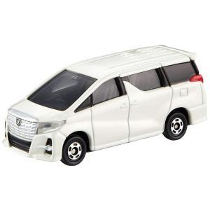 トミカ 012 トヨタ アルファード (箱)<タカラトミー>