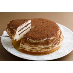 ハロウィン プレゼント ギフト お菓子 スイーツ 2019 誕生日 誕生日ケーキ ケーキ ミルクレープ 内祝い ミルクレープ 生チョコ 1ホール|chouchoucrepe-gift
