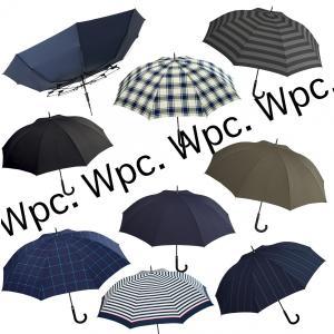 2109-022 WPC  UNISEX (ユニセックス) WIND RESISTANCE  ジャンプ メンズ/レディース 雨傘 晴雨兼用  耐風 UVカット プレゼント 65cmの画像