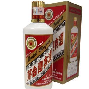 白酒 茅台(マオタイ)迎賓酒(53度) choukyusijou